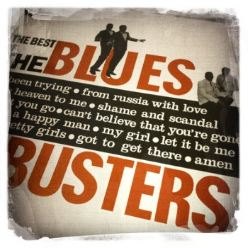 Got To Get There/THE BLUES BUSTERS