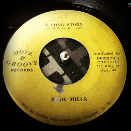 Rudy Mills / A Long Story
