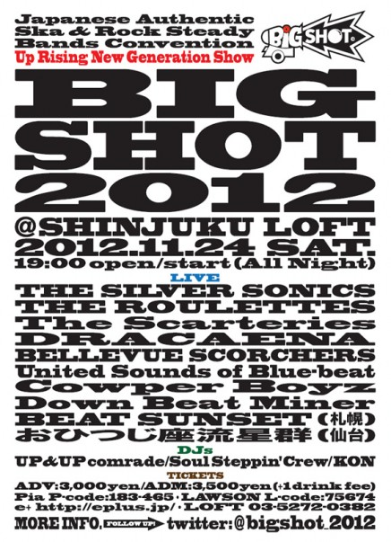 BIG SHOT 2012
