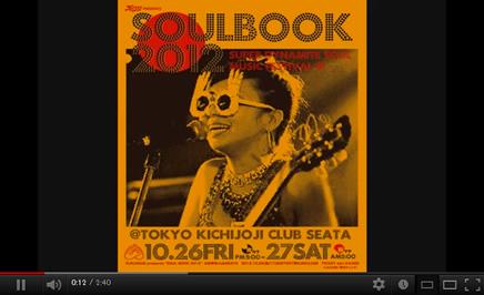SOUL BOOK 2012
