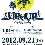 UP&UP 2012年9月