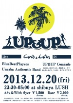 UP&UP 2013年12月
